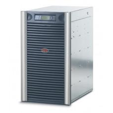 ИБП APC Symmetra LX 11.2kW/16kVA Scalable to 11.2kW/16kVA, Вх. 230V, 400V 3PH / Вых. 230V, (8)C13, (10)C19, DB-9 RS-232, Smart-Slot, N+1, RackMount 19U, Pre-Installed: AP9631–1шт + SYMIM5-2шт - SYA16K16RMI