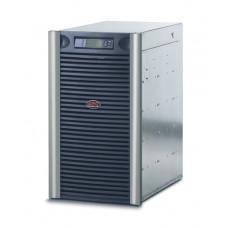 ИБП APC Symmetra LX 5.6kW/8kVA Scalable to 11.2kW/16kVA, Вх. 230V, 400V 3PH / Вых. 230V, (8)C13, (10)C19, DB-9 RS-232, Smart-Slot, N+1, RackMount 19U, Pre-Installed: AP9631–1шт + SYMIM5-2шт - SYA8K16RMI