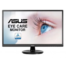 "ASUS 23.8"" VA249HE VA LED, 1920x1080, 5ms, 250cd/m2, 178°/178°, 3000:1 (100Mln:1), D-Sub, HDMI, Tilt, Blue Light Filter & Flicker free, VESA, Black, 90LM02W1-B02370"