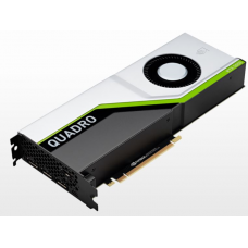 PNY Nvidia Quadro RTX5000 16GB PCI-Express x16 Gen 3.0  GDDR6 ECC 256-bit, 3072 Cuda cores,  SLI , HDCP 2.2, HEVC and HDMI 2.0 support, 4x DP 1.4, 1x VirtualLink, adapters: 1x DisplayPort to DVD-D (SL - VCQRTX5000-PB