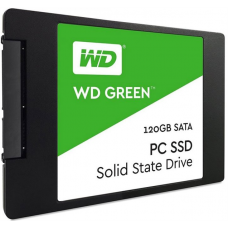 "Western Digital SSD GREEN 120Gb SATA-III 2,5""/7мм WDS120G2G0A (аналог WDS120G1G0A)"