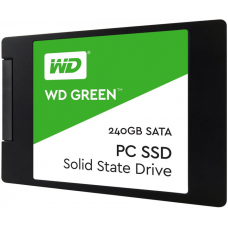 "Western Digital SSD GREEN 240Gb SATA-III 2,5""/7мм WDS240G2G0A (аналог WDS240G1G0A)"