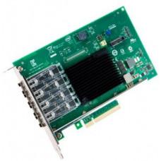 Intel Ethernet Server Adapter X710-DA4 10Gb Quad Port, SFP+, transivers no included (bulk)