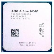 CPU AMD Athlon 200GE Raven Ridge 3200MHz AM4, 35W, Radeon Vega 3, YD200GC6M2OFB OEM - YD200GC6M2OFB