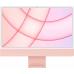 Apple 24-inch iMac (2021): Retina 4.5K, Apple M1 chip with 8core CPU & 7core GPU, 16GB, 256GB SSD, Pink (mod. Z14P000EN; Z14P/3)