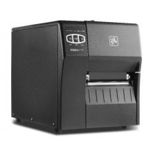 Zebra DT Printer ZT220; 300 dpi, Euro and UK cord, Serial, USB, Int 10/100
