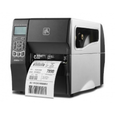 Zebra TT Printer ZT230; 300 dpi, Euro and UK cord, Serial, USB, Int 10/100